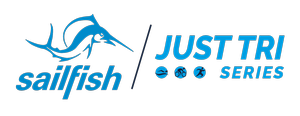 Logo sailfish / Just Tri Series